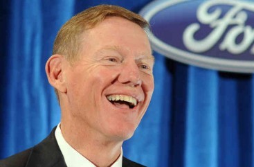Alan Mulally President and CEO, Ford Motor Company – email address