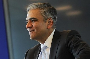 Anshu Jain Co-Chairman and Co-CEO, Deutsche Bank AG – email address