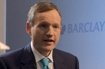 Antony Jenkins Group Chief Executive, Barclays – email address