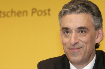 Frank Appel- CEO Deutsche Post AG – Email Address