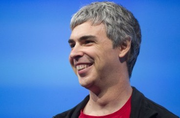 Larry Page Co-Founder and CEO, Google – email address