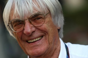 Bernie Ecclestone – President and CEO, Formula One Management – Email Address