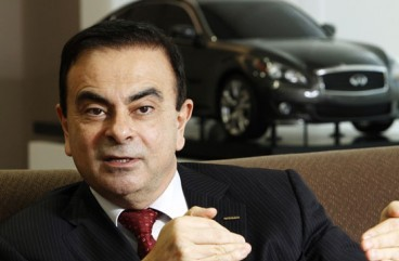 Carlos Ghosn – Chairman and CEO, Renault – Email Address