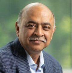 Arvind Krishna – Chairman and CEO, IBM- Email Address
