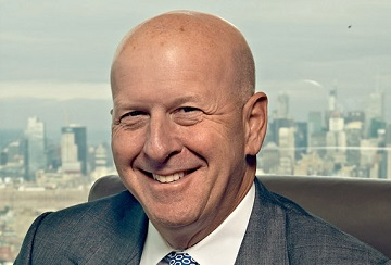 David M. Solomon – Chairman and CEO, The Goldman Sachs Group, Inc. – email address