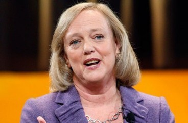 Meg Whitman President and CEO, Hewlett-Packard Company – email address