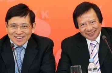 Raymond & Thomas Kwok- Co-Chairmen and Managing Directors, Sun Hung Kai Properties Ltd. – Email Address