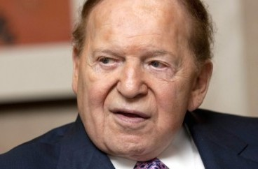 Sheldon Adelson Chairman and CEO, Las Vegas Sands Corp. – email address