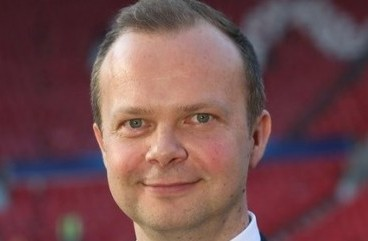 Ed Woodward CEO, Manchester United plc – email address