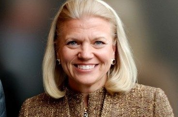Virginia M. Rometty Chairman, President, and CEO, IBM – email address