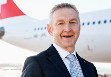 Thomas Klühr – Chief Executive Officer of Swiss International Air Lines – Email Address