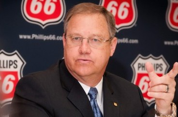 Greg Garland – Chairman and CEO of Phillips 66 email address