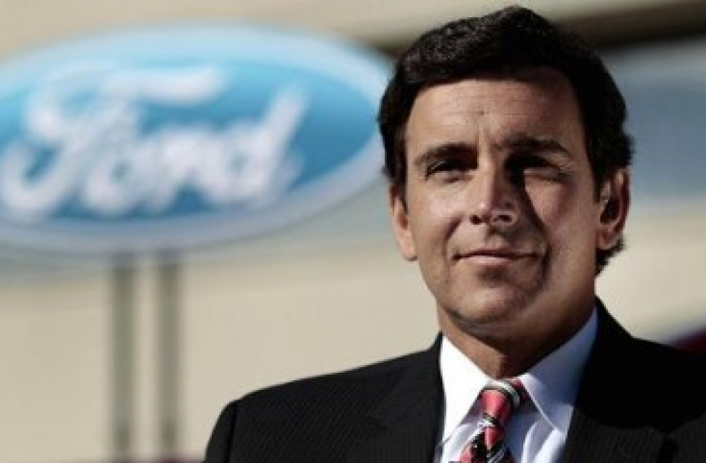 Mark Fields President And Chief Executive Officer Of