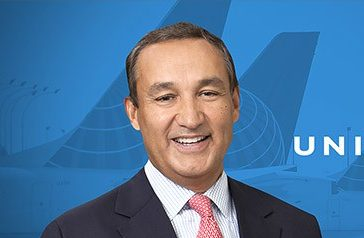 Oscar Munoz –  President and Chief Executive Officer of United Airlines – email address