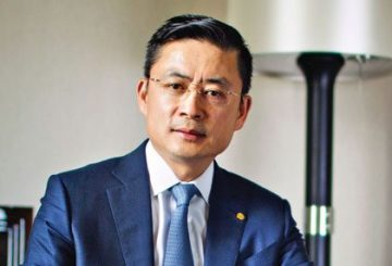 Adam Tan CEO of HNA Group – email address